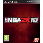 Joc Take Two NBA 2K18 pentru PlayStation 3