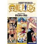 One Piece (Omnibus Edition), Vol. 22: Includes Vols. 64, 65 & 66 (One Piece (Omnibus Edition), nr. 22)