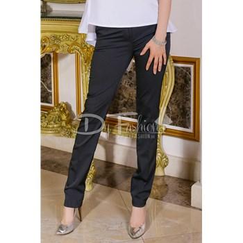 Pantalon Otis Negru Elegant