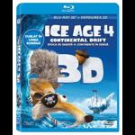 Ice Age 4: Continental Drift (3D Blu-Ray Disc)