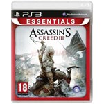 Joc consola Ubisoft ASSASSINS CREED 3 ESSENTIALS - PS3