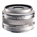 Obiectiv Foto Olympus M.ZUIKO DIGITAL 17mm 1 1 8 Argintiu v311050se000