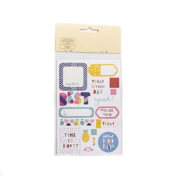 Sticker Auchan, 40 bucati