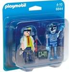 Playmobil Set 2 figurine om de stiinta si robot