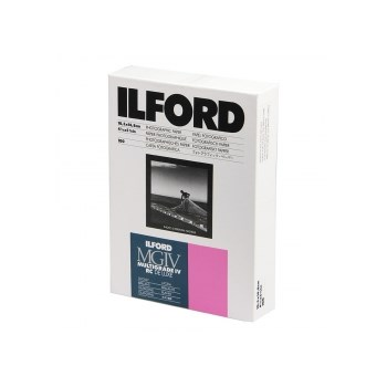 Set hartie Ilford MULTIGRADE RC GLOSSY 10x15cm/100buc