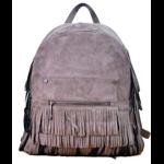 Rucsac 30x17x37cm,Oxigen Vintage,piele,maro1