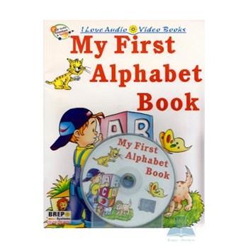 My first alphabet book + CD