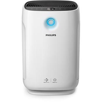 Purificator de aer AC2889/10, control aplicatie Air Matters, Tehnologie AeraSense, Tehnologie VitaShield, Feedback real privind calitatea aerului, Conectivitate Bluetooth, 3 moduri automate, diplay numeric, Senzor PM2,5, Alb