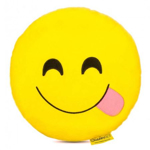 Perna decorativa Emoji Happy Face D2ZZK6BBM