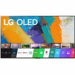 Televizor OLED LG OLED55GX3LA, 4K, 139 cm, Dolby Atmos, Smart TV, CI+, Bluetooth, Wi-Fi, Clasa energetica A, Negru