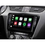 Player auto Multimedia Alpine I902D-OC3 9inch 1DIN pentru Skoda Octavia 3 compatibil Apple CarPlay Android Auto I902D-OC3