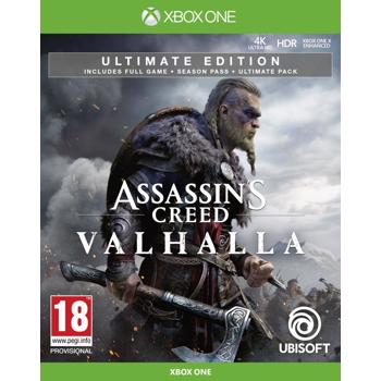 Assassin's Creed Valhalla Ultimate Edition - Xbox One