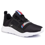 Sneakers PUMA - Bmw Mms Wired Cage 306504 01 P Black/P Black/P White