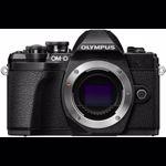 Aparat foto Mirrorless Olympus E-M10 Mark III Body 16.1 MP Negru v207070be000