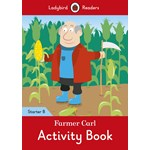 Farmer Carl Activity Book