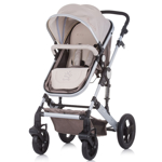 Carucior 2in1 Chipolino Terra Crem st-kkter1202ml