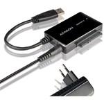 Adaptoare AXAGON USB3.0 SATA 6G HDD SSD ODD adsa-fp3
