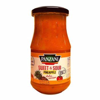 Sos sweet & sour Panzani Bio 410 g
