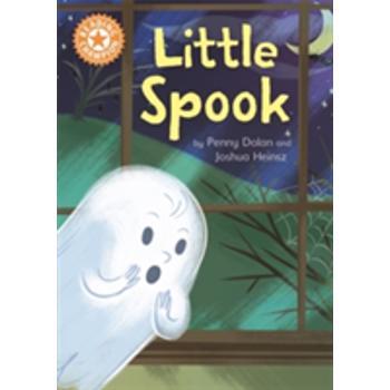 Reading Champion: Little Spook. Independent Reading Orange 6, Hardback - Penny Dolan