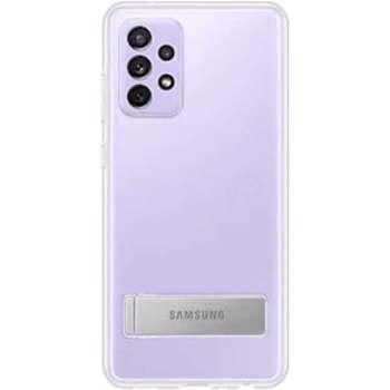 Carcasa Clear Standing pentru SAMSUNG Galaxy A72, EF-JA725CTEGEU, transparent