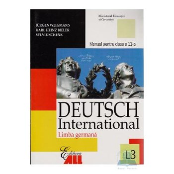 Germana Cls 11 L3 2006 Deutsch International - Jurgen Weigmann, Karl Heinz Bieler, Sylvie Schenk