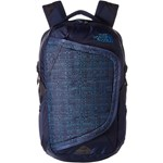 The North Face Hot Shot Backpack Culoarea Trickonometry Print/Radiant Yellow