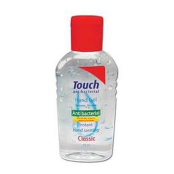 Gel Antibacterian de maini Classic Touch 59 ml