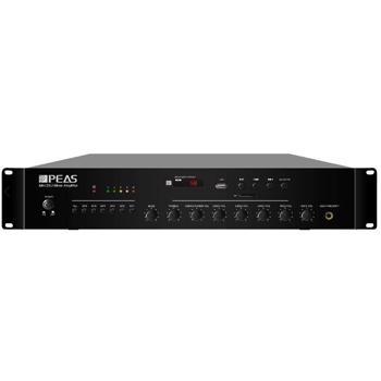 Mixer amplificator 6 zone 120W cu player multimedia si FM