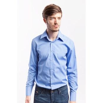 Camasa casual barbati Catalin Botezatu albastra