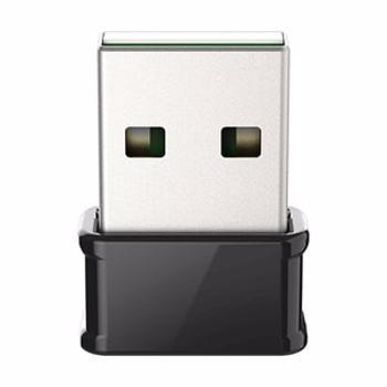 Adaptor nano USB Wireless D-LINK DWA‑181, Dual-Band 400 + 867 Mbps, negru
