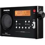 Radio Sangean PR-D7 Package B, negru