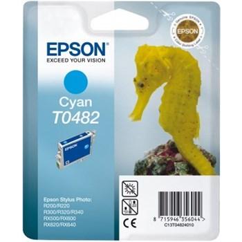 Toner inkjet Epson T0482 cyan, 13 ml