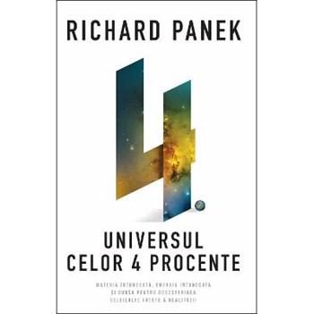 Universul celor 4 procente - Richard Panek 629237