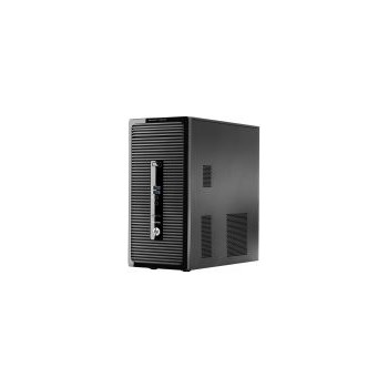Sistem Desktop HP ProDesk 490G2 MT, Procesor Intel Intel Core i5-4590 Haswell, 4GB DDR3, 500GB HDD, GMA HD, Win 7 Pro + Win 8 Pro