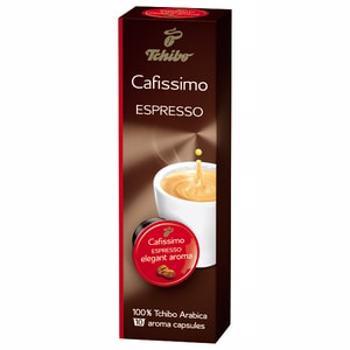 Capsule Tchibo Cafissimo Espresso Elegant Aroma, 10 Capsule, 70 g