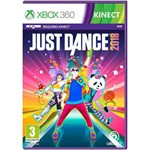 Just Dance 2018 - Xbox 360 ubi7040179