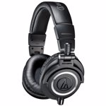 Casti Audio-Technica ATH-M50x Black
