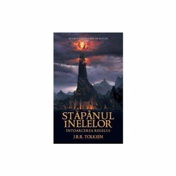 Stapanul Inelelor: Intoarcerea regelui - J.R.R. Tolkien (volumul III)