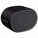 Boxa portabila SONY SRS-XB01B, Bluetooth, EXTRA BASS, Rezistenta la stropire, negru