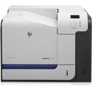 Imprimanta Laser Color HP 500 M551N USB Retea 33 ppm 1200 x 1200 dpi cablu alimentare USB Refurbished abdm551n