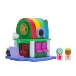 Figurine / Set Nanables, Make it Rain-bow Arcade Rainbow Way
