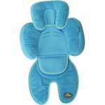 Saltea suplimentara bebelusi BO Jungle 3 in 1 pentru carucior scaun auto scoica albastra BJB180300