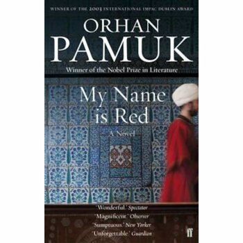 My Name Is Red, Paperback - Orhan Pamuk