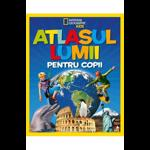 Atlasul lumii pentru copii - National Geographic Kids