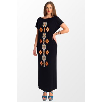 Rochie casual dama Mat Fashion neagra