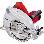 Fierastrau circular EINHELL TC-CS 1400, 1400W, 5200RPM, disc 190 x 30mm, adancime 66mm