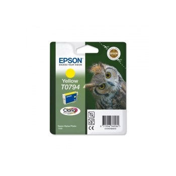 Epson T0794 - Cartus Imprimanta Photo Yellow pentru Epson R1400 - 1500w