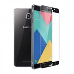 Folie protectie sticla securizata curbata pentru Samsung A5 2017 SM-A520 negru