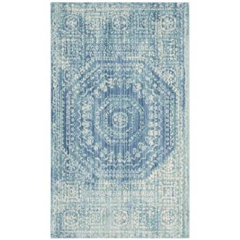 Covor Oriental & Clasic Charleston, Albastru/Multicolor, 122x183