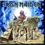Magnet - Iron Maiden : Somewhere Back in Time